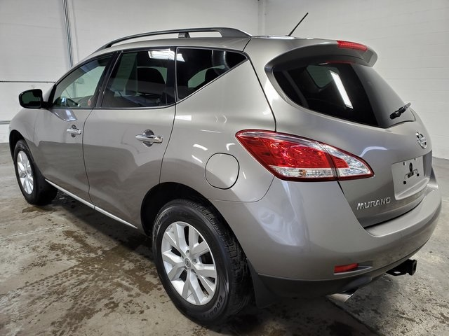 Pre-Owned 2011 Nissan Murano S