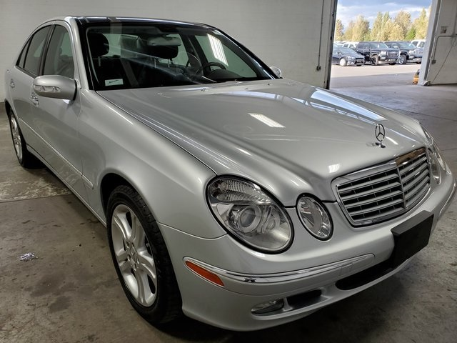 Pre-Owned 2006 Mercedes-Benz E-Class E 350