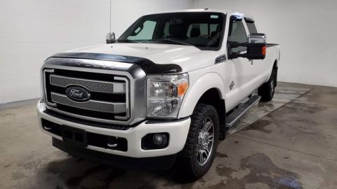 Pre-Owned 2013 Ford F-350SD Platinum