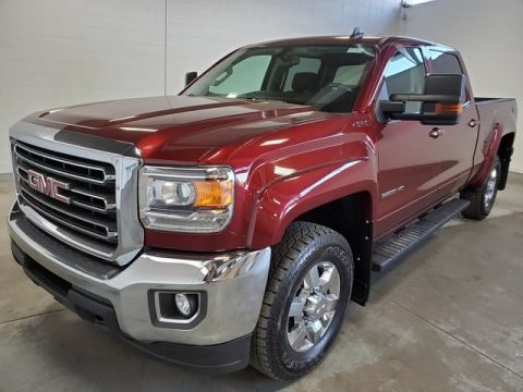 Pre-Owned 2017 GMC Sierra 3500HD SLE