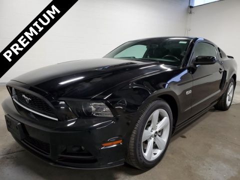 Pre-Owned 2013 Ford Mustang GT Premium